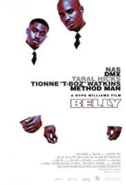 Movie in a Parks, June 10, 2021, 06/10/2021, (IN-PERSON, outdoors) Belly (1998): Queens Gangster