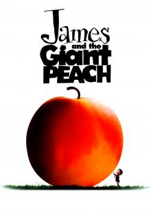 Movie in a Parks, June 20, 2021, 06/20/2021, (IN-PERSON, outdoors) James and the Giant Peach (1996): Animated Roald Dahl Adventure