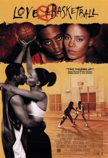 Movie in a Parks, June 20, 2021, 06/20/2021, (IN-PERSON, outdoors) Love & Basketball (2000): Couple's Travails