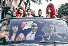 Festivals, June 05, 2021, 06/05/2021, (IN-PERSON, outdoors) Still Here, Still Queer: Music, Drag and Burlesque Showcase, Market