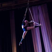 Performances, June 13, 2021, 06/13/2021, (IN-PERSON) Aerialists and Acrobats: Works-in-Progress and Show-Ready Acts