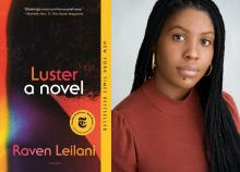 Author Readings, June 08, 2021, 06/08/2021, Luster: An Open Marriage (virtual)