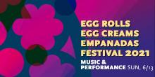 Concerts, June 13, 2021, 06/13/2021, Egg Rolls, Egg Creams, and Empanadas Festival: Yiddish Dance, Chinese Folk Music and More (Zoom)