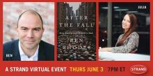 Author Readings, June 03, 2021, 06/03/2021, After the Fall: Being American in the World We've Made (virtual)