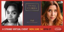 Author Readings, June 14, 2021, 06/14/2021, Small Cures: Debut Poetry (virtual)