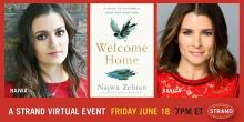 Author Readings, June 18, 2021, 06/18/2021, Welcome Home: A Guide to Building a Home for Your Soul -- Featuring Nascar Star Danica Patrick (virtual)