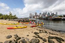 Workshops, July 07, 2021, 07/07/2021, Kayaking