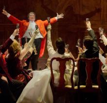 Concerts, June 12, 2021, 06/12/2021, Met Opera: Verdi's Falstaff (virtual, streaming for 23 hours)