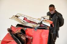 Discussions, June 03, 2021, 06/03/2021, Discussion on Artist John Chamberlain (virtual)