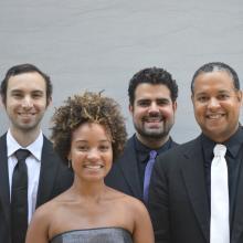Concerts, August 18, 2021, 08/18/2021, Harlem Quartet Plays Mozart, Gillespie, and More