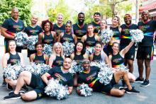 Workshops, June 05, 2021, 06/05/2021, (IN-PERSON, outdoors) Gotham Cheer