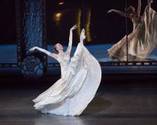 Dance Performances, June 03, 2021, 06/03/2021, New York City Ballet: Balanchine's Vienna Waltzes (virtual)