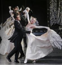 Dance Performances, June 16, 2021, 06/16/2021, New York City Ballet: Balanchine's Vienna Waltzes (virtual, streaming for 24 hours)