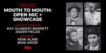 Open Mikes, June 17, 2021, 06/17/2021, Mouth to Mouth: Open Mic + Showcase (Zoom)
