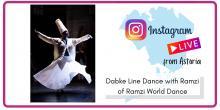 Dance Performances, June 04, 2021, 06/04/2021, Joyous Dabke Line Dance (virtual)