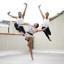 Dance Performances, June 12, 2021, 06/12/2021, (IN-PERSON, outdoors) Dance Festival:Unique Choreographic Styles