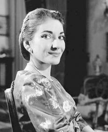 Screenings, June 11, 2021, 06/11/2021, The Artistry and Tragedy of Maria Callas: Rare Photos, Interviews, Recordings (Zoom)