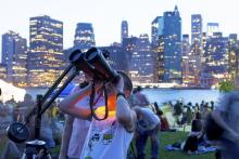 Workshops, June 25, 2021, 06/25/2021, (IN-PERSON, outdoors) Journey to the Stars: Stargazing in the Park