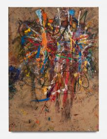 Opening Receptions, June 22, 2021, 06/22/2021, (IN-PERSON, indoors) Four New Works: Paintings with Visceral Force