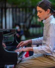 Concerts, July 22, 2021, 07/22/2021, Piano Music: From Jazz and Contemporary to Classical