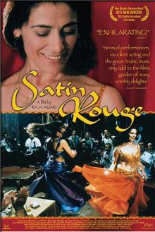 Movie in a Parks, July 23, 2021, 07/23/2021, Satin Rouge (2002): Belly Dancing Fills a Void