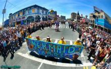 Parades, September 12, 2021, 09/12/2021, **CANCELLED**The 39th Annual Mermaid Parade**CANCELLED **