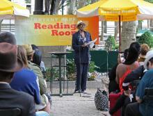 Poetry Readings, July 06, 2021, 07/06/2021, Poetry in the Park