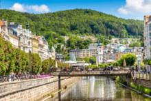 Tours, July 03, 2021, 07/03/2021, Karlovy Vary - The Most Famous Czech Spa Town (virtual, live stream)
