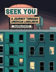 Author Readings, July 06, 2021, 07/06/2021, Seek You: A Journey Through American Loneliness (virtual)