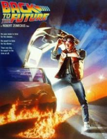 Movie in a Parks, October 06, 2021, 10/06/2021, Back to the Future: Sci-Fi with Michael J. Fox and Christopher Lloyd
