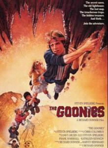 Movie in a Parks, October 27, 2021, 10/27/2021, The Goonies (1985): Steven Spielberg's Adventure