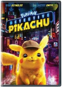 Movie in a Parks, July 29, 2021, 07/29/2021, Pokemon Detective Pikachu (2019): Animation-Live Action Mix with Ryan Reynolds