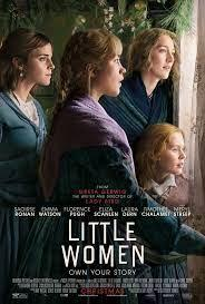 Movie in a Parks, July 30, 2021, 07/30/2021, Little Women (2019): New Adaptation of Alcott's Classic Novel