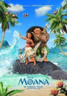 Movie in a Parks, July 31, 2021, 07/31/2021, Moana (2016): Animated Disney Adventure