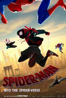 Movie in a Parks, August 18, 2021, 08/18/2021, Spider-Man: Into the Spider-Verse (2018): Animated Superhero Adventure