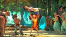 Movie in a Parks, July 28, 2021, 07/28/2021, The Croods: The New Age (2020): Animated Prehistoric Family