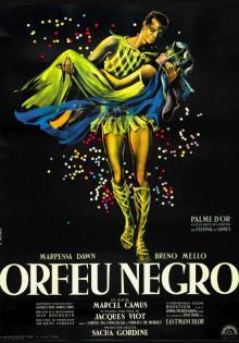Films, July 30, 2021, 07/30/2021, Black Orpheus (1959): Greek Myth Retold (virtual)