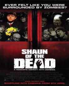 Movie in a Parks, August 05, 2021, 08/05/2021, Shaun of the Dead (2004): Horror-Comedy with Zombies