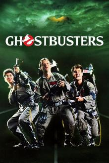 Movie in a Parks, August 04, 2021, 08/04/2021, Ghostbusters (1984): Sci-Fi Comedy with Bill Murray