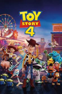 Movie in a Parks, August 06, 2021, 08/06/2021, Toy Story 4 (2019): New Animated Adventure