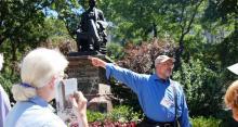 Tours, September 26, 2021, 09/26/2021, Historic Flatiron District Walking Tour