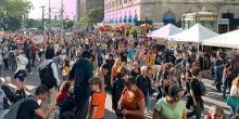 Fairs, October 06, 2021, 10/06/2021, Street Market with Over 50 Vendors