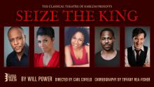 Plays, July 23, 2021, 07/23/2021, Seize the King: A Modern Retelling of Shakespeare's Richard III