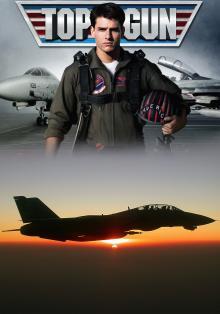Films, July 30, 2021, 07/30/2021, Top Gun (1986): Watch a Movie on Ship's Flight Deck
