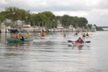 Workshops, September 18, 2021, 09/18/2021, Canoeing in the Bay