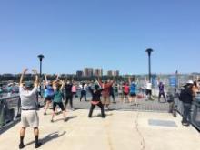 Workshops, October 09, 2021, 10/09/2021, Dance Fitness Class