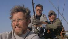 Movie in a Parks, September 12, 2021, 09/12/2021, Steven Spielberg's Jaws (1975): Classic Summer Thriller