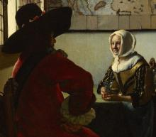Museumss, October 28, 2021, 10/28/2021, European Fine Art: Vermeer, Rembrandt and More