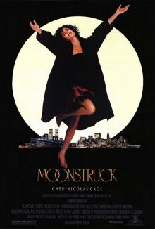 Movie in a Parks, September 13, 2021, 09/13/2021, Moonstruck (1987): Oscar-Winning RomCom with Cher, Nicolas Cage