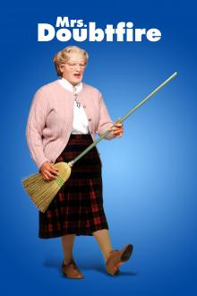 Movie in a Parks, September 28, 2021, 09/28/2021, Mrs. Doubtfire (1993): Hit Comedy with Robin Williams, Sally Field